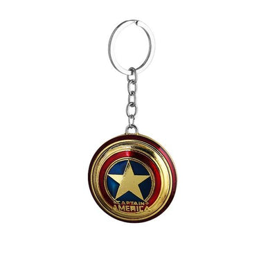 Superhero Key Holder - Captain America