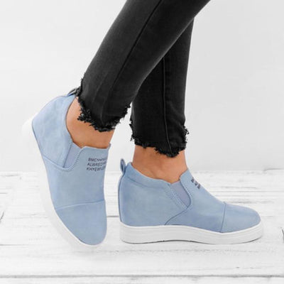 Women Ankle Boots - blue / 5