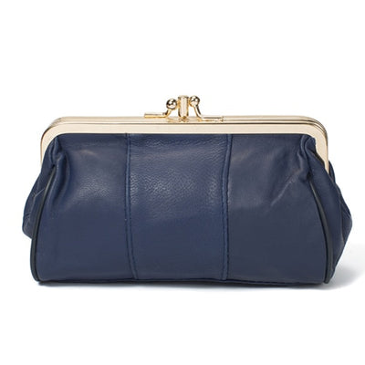 Wallets for women - blue