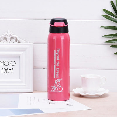 water bottle - 500ml / pink