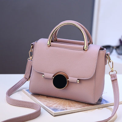 Shoulder Bag For women - Light Purple