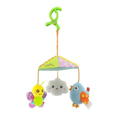baby mobile musical toy - Butterfly bird