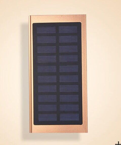 Solar Power Bank - 2