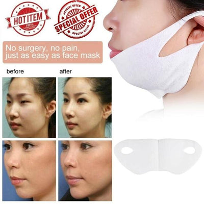 Miracle V-Shaped Slimming Mask - Single V