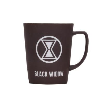 Superhero Coffee Mugs - Black Widow