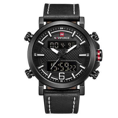 Mens Watches - Black White