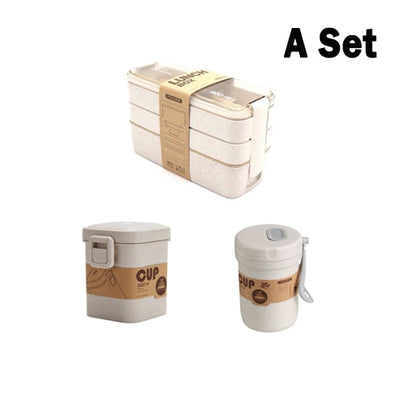 Lunch Box - A SET