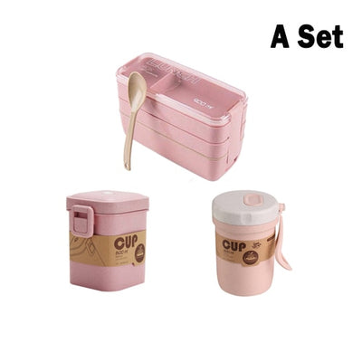 Lunch Box - B SET