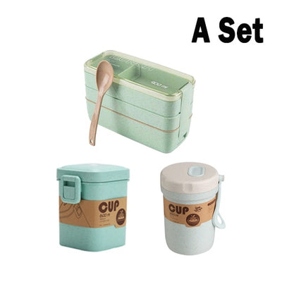 Lunch Box - C SET