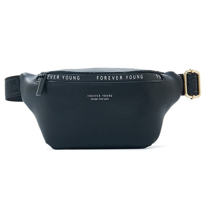 Women Fanny Pack - Black