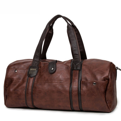 Men Travel Bag - Brown