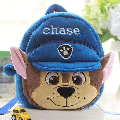 Paw Patrol Backpack - Chase