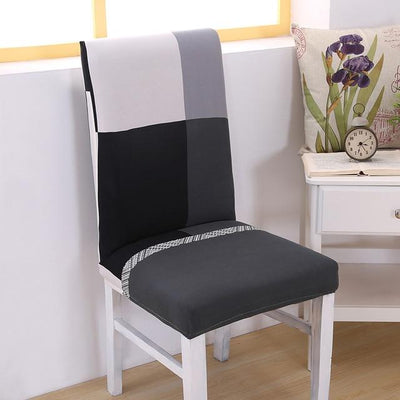 modern chair cover - D / Universal Size