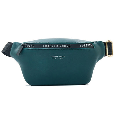 Women Fanny Pack - Green
