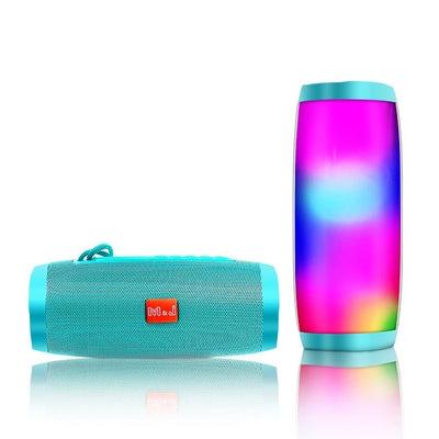 LED Bluetooth Speaker - Green