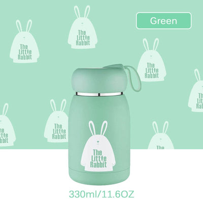 Thermos Flask - 330ML / Green