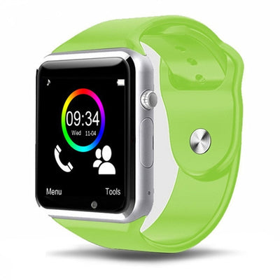 Kids Smart Phone Watch - Green