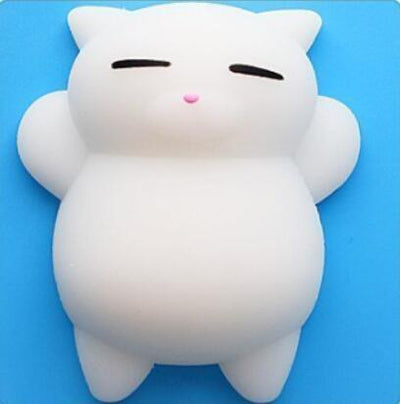 Mochi Squishy Anti-Stress Toy - Cat