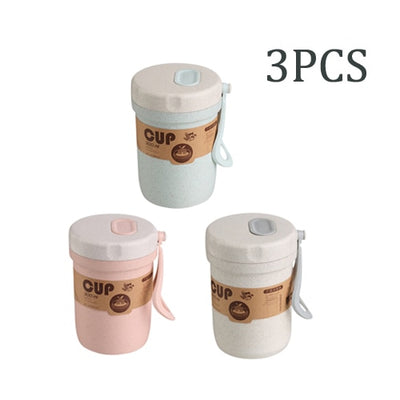 Lunch Box - pot 3pcs