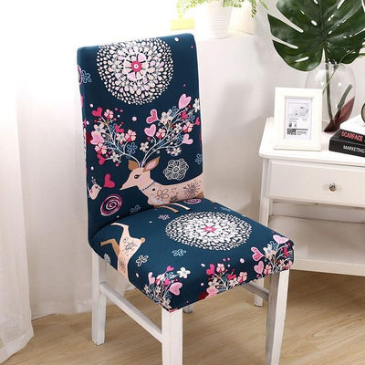 modern chair cover - H / Universal Size