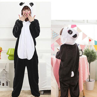 Animals Costume - Panda / S / Animal pajamas