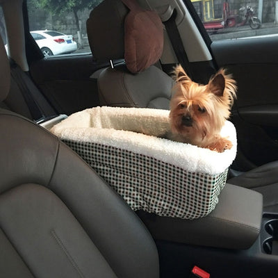 Pet Carrier - Plaid / M