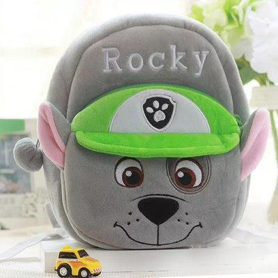 Paw Patrol Backpack - Rocky