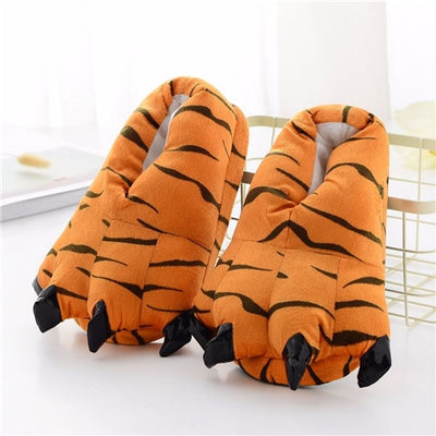 Slippers For Kids - Tiger / 35