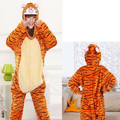 Animals Costume - Tiger / S / Animal pajamas