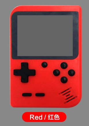 Video Game Console - Red