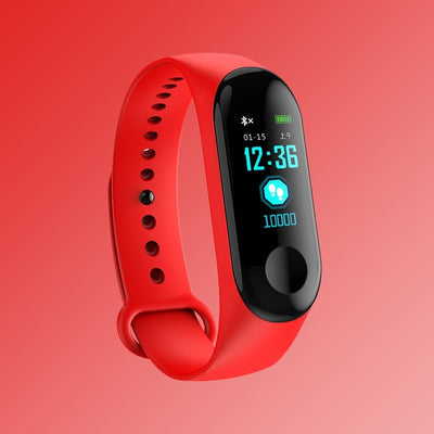 Smart Watch - Red
