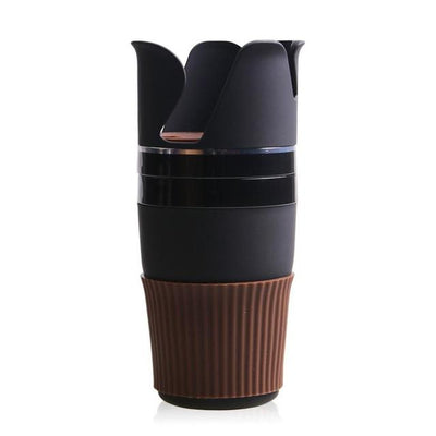 Multi-function Car Drink Cup Holder Organizer - 4