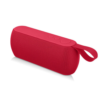 Wireless Outdoor Speakers - Red