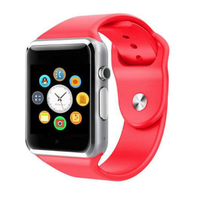 Kids Smart Phone Watch - Red