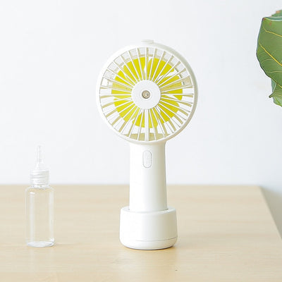 Mini Fan - White
