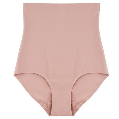Ultra-Thin High Waist Shaping Panty - Apricot / S