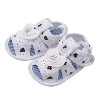 Soft Soled Baby Shoes - 87D / 0-6 Months
