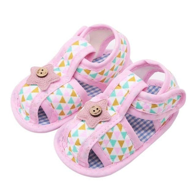 Soft Soled Baby Shoes - 88P / 0-6 Months