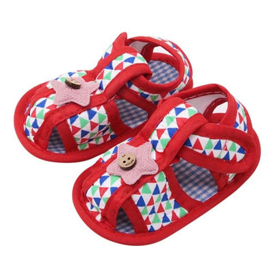 Soft Soled Baby Shoes - 88R / 0-6 Months