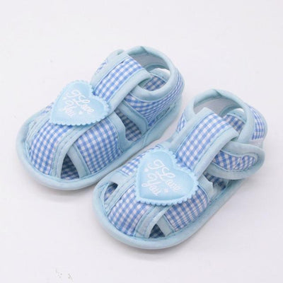 Soft Soled Baby Shoes - 89L / 0-6 Months