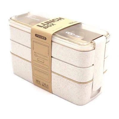 Lunch Box - beige