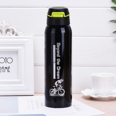 water bottle - 500ml / black