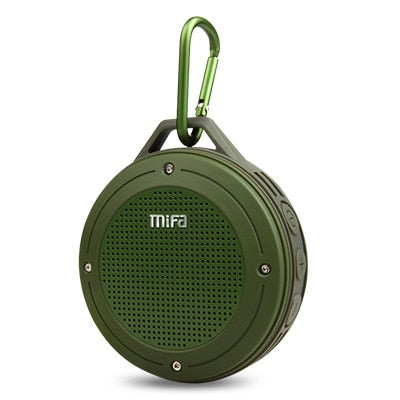 portable bluetooth speaker - green