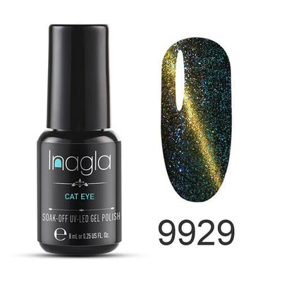 Cat Eye Long-lasting Gel Nail Art 8ml - 9929