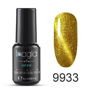 Cat Eye Long-lasting Gel Nail Art 8ml - 9933