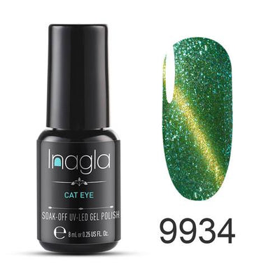 Cat Eye Long-lasting Gel Nail Art 8ml - 9934