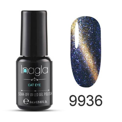 Cat Eye Long-lasting Gel Nail Art 8ml - 9936