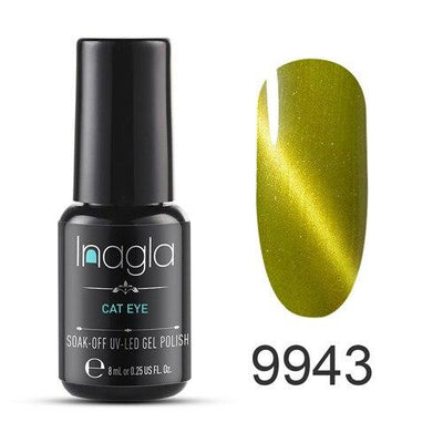 Cat Eye Long-lasting Gel Nail Art 8ml - 9943
