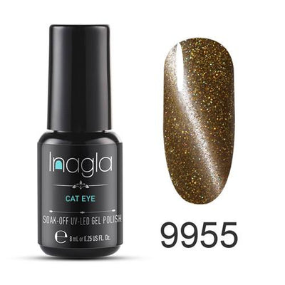 Cat Eye Long-lasting Gel Nail Art 8ml - 9955