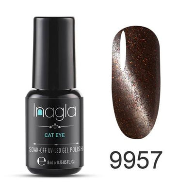 Cat Eye Long-lasting Gel Nail Art 8ml - 9957